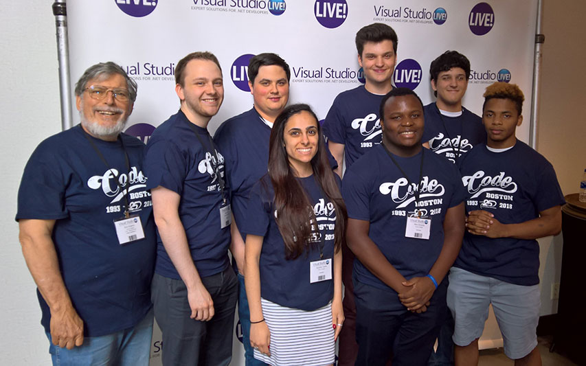 Software Development Students Attend International Tech Conference
