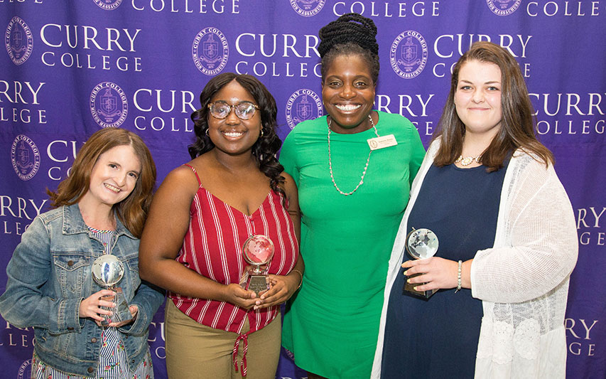 Curry College Awards Day 2019