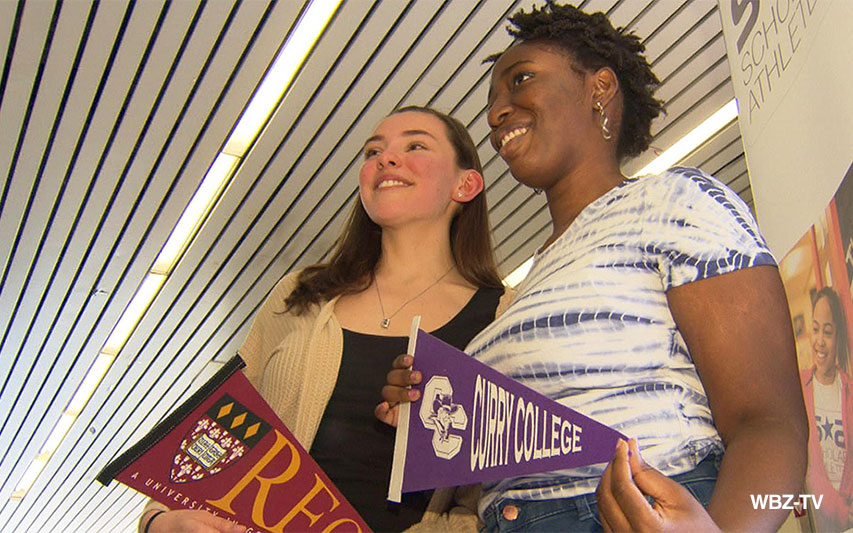 Scholar Athletes Awarded Scholarship in Surprise Reveal