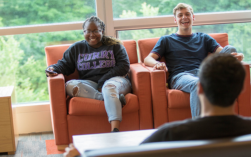 Resident Assistants Share Excitement for the Return of Traditional Campus Life this Fall