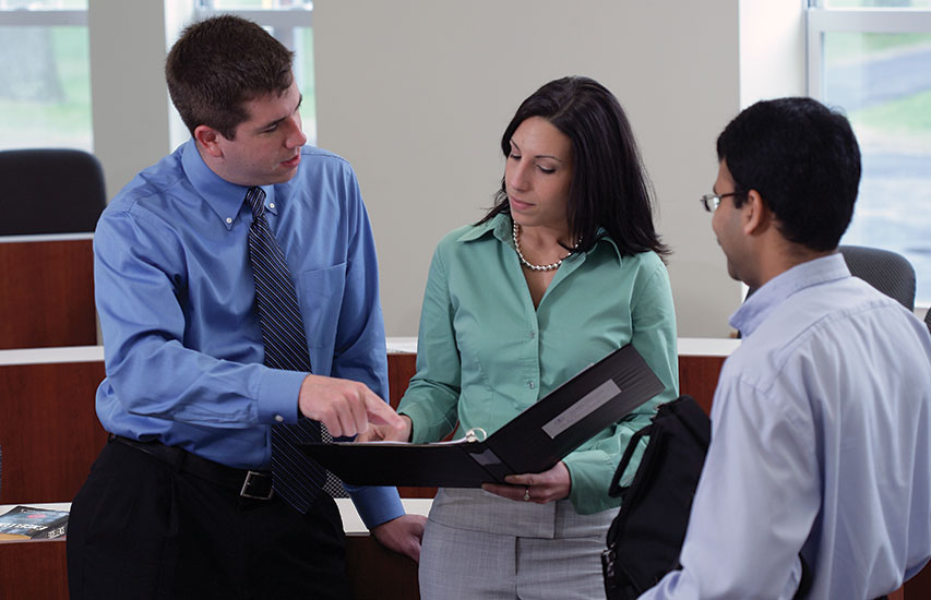 Business Management Degree Continuing Education Curry College