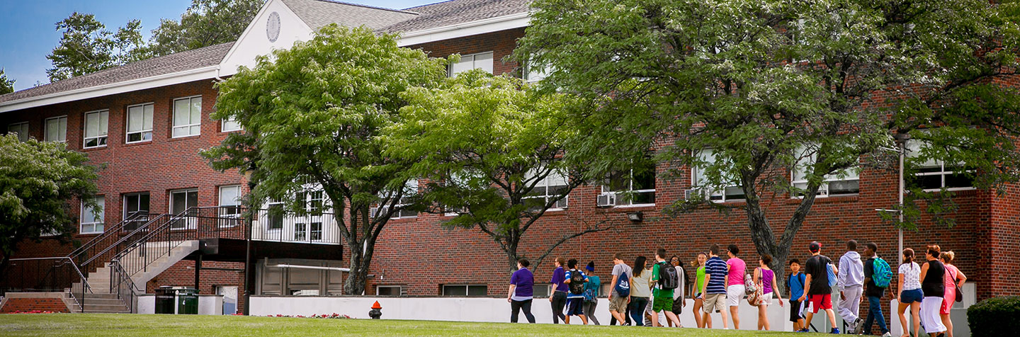 Campus Visits And Tours Curry College