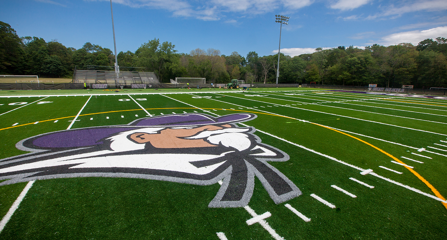 Walter M. Katz Field with Colonels logo