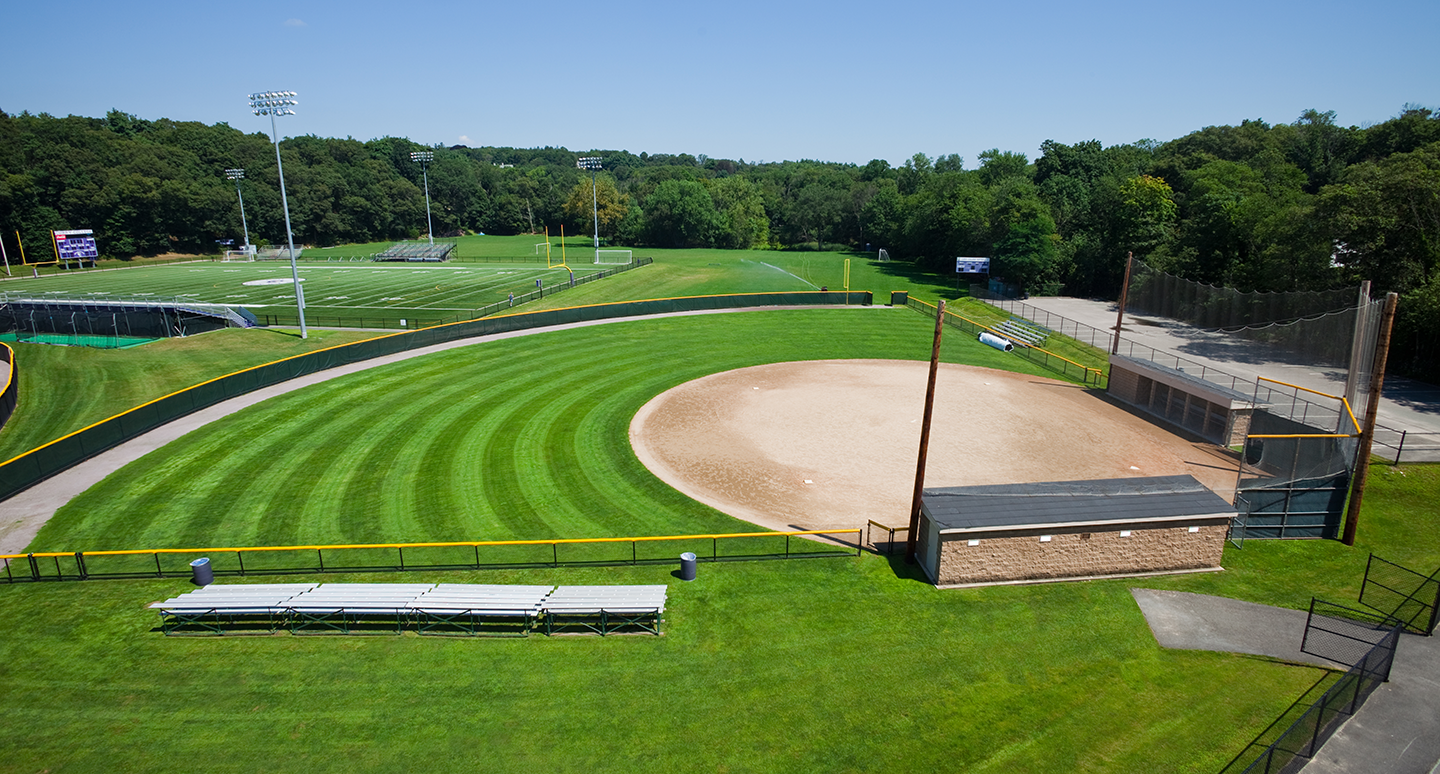 Softball Field on the D. Forbes Will Athletic Complex