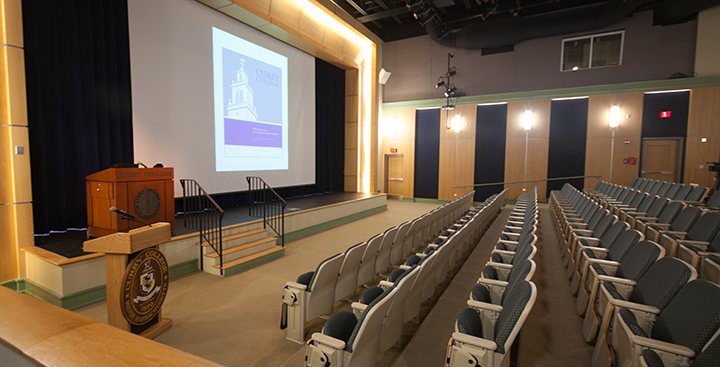 The Keith Auditorium in the AAPC